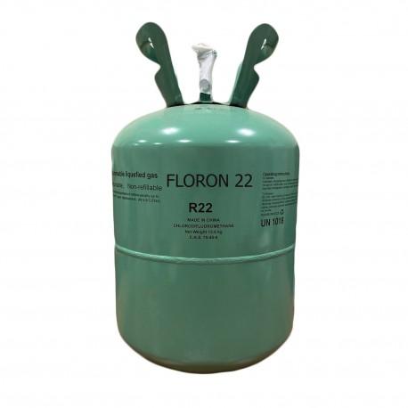 گاز مبرد فریون R22 فلورن (FLORON)