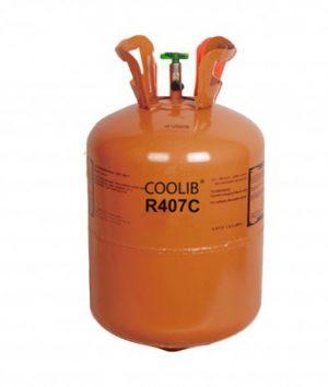 گاز فریون r407c کولیب