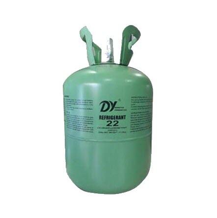 گاز مبرد فریون R22 دی وای