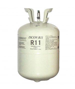 گاز R11 ایسکون