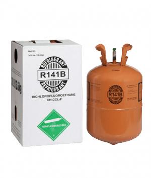 گاز مبرد فریون R141b رفریجرانت