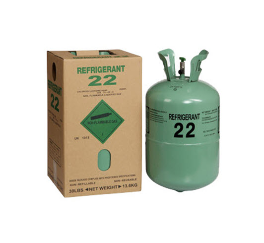 گاز R22 رفریجرانت