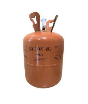 گاز مبرد فریون R407 ایسکون