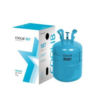 گاز مبرد فریون R507 کولیب (COOLIB)