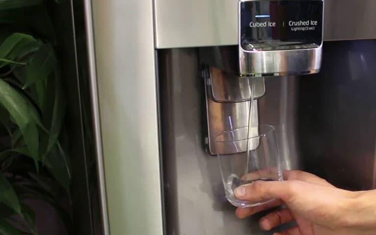 علت سرد نکردن آبسردکن یخچال ساید بای ساید