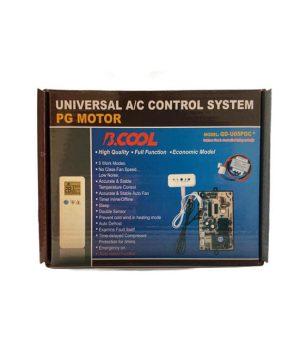 برد همه کاره کولر گازی B.COOL مدل +QD-U05PGC