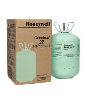 گاز مبرد فریون R22 هانیول Honeywell