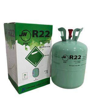 گاز مبرد فریون R22 JH