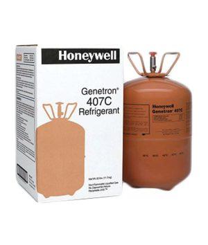 گاز مبرد فریون R407C هانیول Honeywell