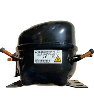 کمپرسور 1/4 دانپر مدل LR118CY1 با گاز R600a